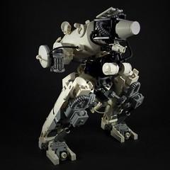 Topnik Walker DW7 (Marco Marozzi) Tags: lego legomech legodesign legomecha marozzi marco moc mecha mech maschinen mak krieger walker droid drone robot