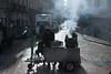 Enfumé (Emeric Kouakou) Tags: marron vendeur chestnut seller lisbonne lisbon street rue smoke fumée