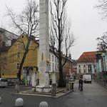 Ljubljana, la colonne de Napoléon1801021120 thumbnail