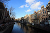 Canals of Amsterdam, Amsterdam, Netherlands. (廖法蘭克) Tags: amsterdam netherlands 阿姆斯特丹 荷蘭 canon 6d canonef1740mmf4l frankineurope frank photographer photography photograph holiday relax vacation sunny sunshine river 運河 canalsofamsterdam canals unesco unescoworldheritage historical historicalbuilding bluesky blue