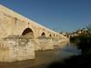 Cordoba Bridge (only lines) Tags: córdoba spain bridge