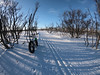 Same spot as my cellphone, but this is GoPro Hero6 black (GeirB,) Tags: arctic finnmark friskifinnmark fatbike fun østfinnmark swix gekkobikes varanger vadsø vadsoe fylkeshovedstaden barentsregionen 70north gopro gps hero6 herlig uteliv sweethelmet 26x48 training trail trening