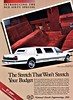 1990 Lincoln NCE Sixty Special Limousine (aldenjewell) Tags: 1990 lincoln town car nce sixty special 60 inch stretch limousine national coach engineering ad