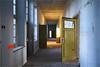 Liduina (leuntje) Tags: sanctamaria luduina noordwijk noordwijkerhout netherlands hospital urbex decay psychiatrichospital doors abandoned corridor