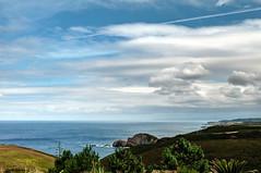Gozón (ccc.39) Tags: asturias gozón costa cantábrico coast sea seacape nubes