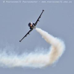 6003  Strikemaster (photozone72) Tags: eastbourne airshows aircraft airshow aviation canon canon7dmk2 canon100400f4556lii 7dmk2 strikemaster strikedisplay markpetrie