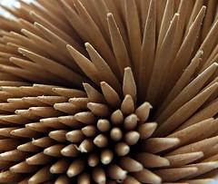 macro toothpick (mustafakgumus1) Tags: macro toothpicks many crowd wooden