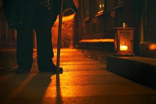 Follow my light. I'll protect you.