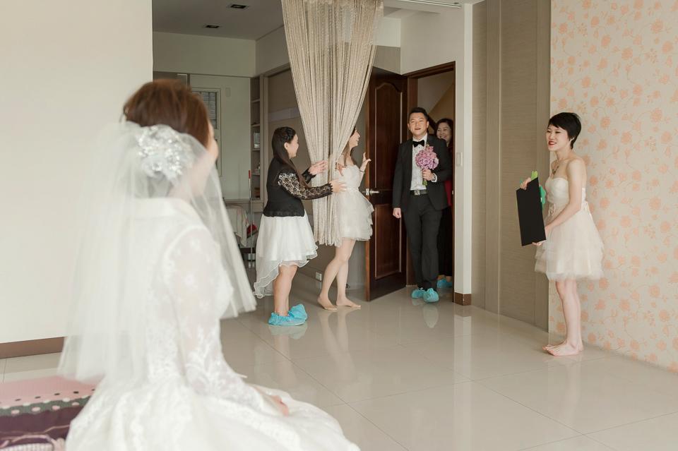 婚攝 高雄林皇宮 婚宴 時尚氣質新娘現身 S & R 058