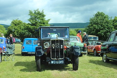 Jowett Motorcar. Moffat Classic Weekend. (Yesteryear-Automotive) Tags: jowett motorcar car moffat classic weekend scotland