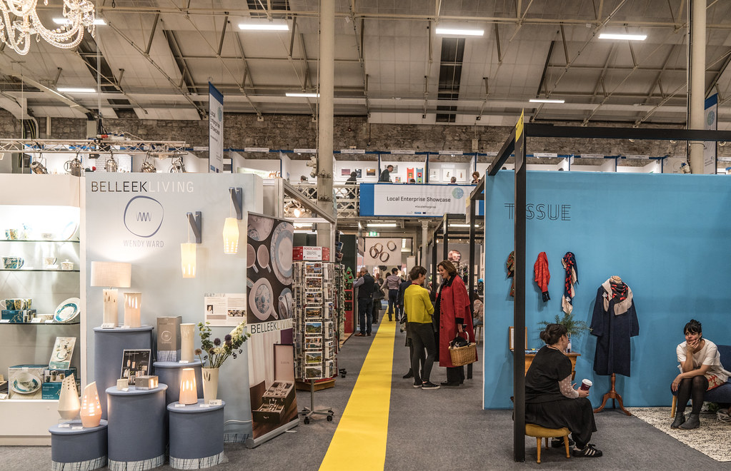 SHOWCASE IRELAND AT THE RDS IN DUBLIN [Sunday Jan. 21 to Wednesday Jan. 24]-136032