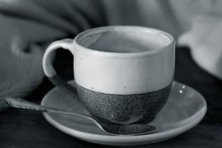 teacup spoon bw 3-0166