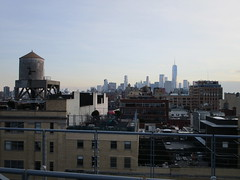 Whitney Museum balcony view of Lower Manhattan Skyline 6390 (Brechtbug) Tags: new whitney museum american art balcony view lower manhattan skyline highline york city nyc 01212018 street former rail road garden path walk way elevated el remodeled derelict urban reclamation boardwalk skyway pedestrian mezzanine streets midtown downtown meat packing district west side transportation design redesign architecture gallery 2018