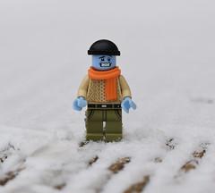 Ssssooooo CCCccold... (MinifigNick) Tags: winter weather cold afol lego minifig minifigure freezing