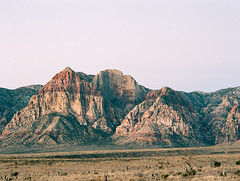 Red Rock (richyeang) Tags: bronica etrs kodak portra160 red rock canyon thefindlab 120 medium format film analog