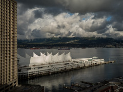(Stephen Huen) Tags: architecture britishcolumbia vancouver canadaplace