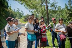Las nuevas generaciones aprenden técnicas de manejo sostenible de bosques (FAO of the UN) Tags: guatemala faooftheun unfao fao américalatinayelcaribe latinamericaandthecaribbean forestry forests bosques desarrollorural ruraldevelopment youth jóvenes juventud