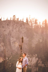 (KieraJo) Tags: 100mm 28 canonef100mmf28macrousm bokeh lens canon 5d mark 3 iii 5d3 fullframe dslr utah logan cache valley photographer photographers beautiful mountain rock pines pine trees summer tony grove maternity photos couple pregnant pregnancy styled shoot gorgeous