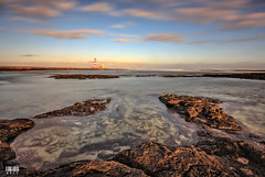Tostón Lighthouse (Ryszard Lomnicki ( RX70 )) Tags: fuerteventura canary canaryislands elcotillo cofete ocean sunrise sunset tostónlighthouse corralejo spain longexposure bigstopper littlestopper nd30 nd18 landscapes lomnicki loophead lee lighthouse galway donegal fanadhead fanadheadlighthouse clouds cliffsofmoher clare connemara causeway canon tuscany canonef1635 1635 nisi haida hitech dublin darkhedges downpatrickhead downhillhouse italy