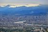 台北盆地 (szintzhen) Tags: 雲 天空 山 河 橋 城市 台北市 台灣 cloud sky river city mountain taipeicity taiwan