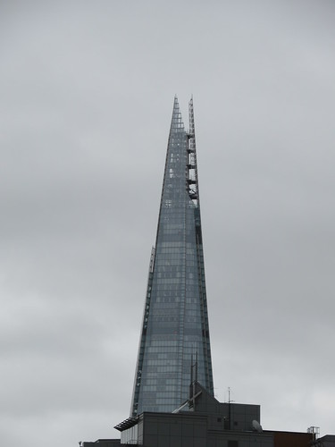 Shard, Renzo Piano (Architect), Southwark, London