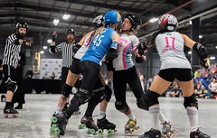 Bump (Chris Willis 10) Tags: rollerderby sport competition competitivesport sportsteam event sportsuniform people action sportsrace athlete winning sportsvenue sportshelmet team professionalsport groupofpeople playing teamwork rivalry