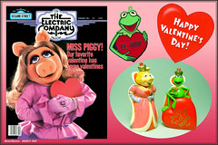 VAL 2007-02  Muppets (StarRunn) Tags: valentine muppets kermitthefrog misspiggy theelectriccompany magazine magazinecover cookiecutter hallmark