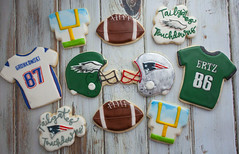 LII (CheetahCookies) Tags: football goal post helmets jersey lii