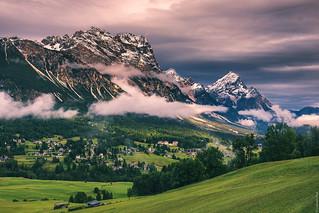 Boite Valley, Dolomites, Italy
