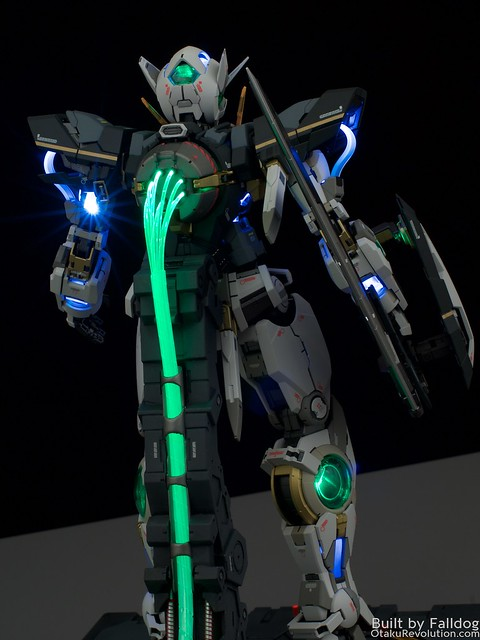 PG Exia - Completed Build 16 by Judson Weinsheimer