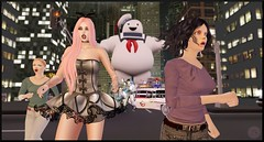 Snapshot_067 (ReenaStark) Tags: secondlife sl avatar avatars avi avis virtualreality halloween holiday holidays ghostbuster ghostbusters stay puft