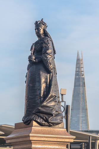 Victoria by the Shard
