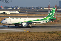 Iraqi Airways (Aviation & Travel) Tags: avgeek aviation aircraft airplanespotting airplane airline passenger asia arab