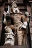 The Guard (me suprakash) Tags: tamilnadu tamilnadutemple cholatemple cholaarchitecture tanjore hindutemple heritagetemple unescoworldheritagesite nikond90 nikon18200mm airavateswaratemple thanjavur periakovil bigtemple