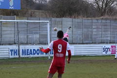 53 (Dale James Photo's) Tags: aylesbury united football club egham town fc the meadow southern league division one east non