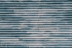Tribute to Jasper Johns (toletoletole (www.levold.de/photosphere)) Tags: fuji fujixpro2 isfahan xf18135mm esfahan abstract abstrakt garage