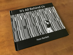 "Book - ""It's All Behind Us"" (Peter.Bartlett) Tags: book streetphotography urban monochrome blackandwhite"