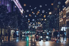 Christmas lights ✨ (abdullahalhajeri) Tags: 55250mm night beautiful oxford unitedkingdom uk london lights christmaslights christmas 2018 photo street canon