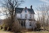 Southern Delaware, Abandoned House with Vulture (adamkmyers) Tags: easternvulture abandonedhouse delmarva delaware easternshore oncewashome