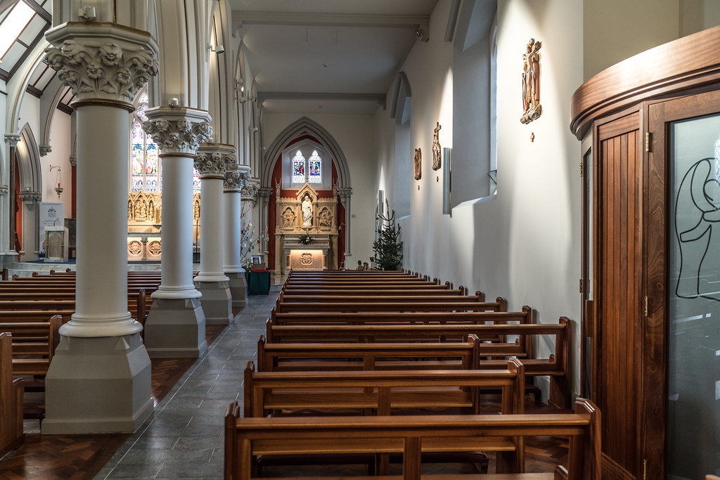 INTERIOR OF HOLY CROSS CHURCH [DUNDRUM JANUARY 2018]-135243