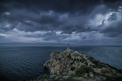 Lighthouse (Vagelis Pikoulas) Tags: sea seascape landscape greece sky clouds cloudy cloud canon 6d tokina 1628mm view