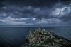 Lighthouse (Vagelis Pikoulas) Tags: sea seascape landscape greece sky clouds cloudy cloud canon 6d tokina 1628mm view