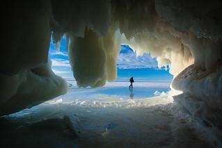 _MG_2389 - Ice cave 2014.      ©Jerry Mercier