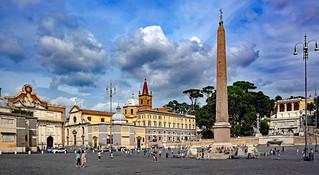 Rome, l'unique objet de mon sentiment