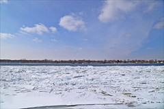 Ice (Sue90ca Let The Holidays Begin :)) Tags: canon 6d stclair river ice