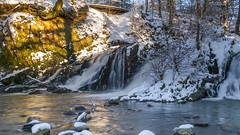 Etang et cascade de Blangy (David Hédin) Tags: 02 2012 2013 aisne etangetcascadedeblangy hiver nature hirson