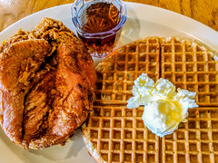 Roscoe's Chicken & Waffles (dalecruse) Tags: inglewood california unitedstates us losangeles los angeles ca united states usa america roscoeschickenwaffles roscoes chicken waffles food finefood foods breakfast
