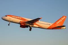 EasyJet - Airbus A320-214 G-EZTM @ Bristol Lulsgate (Shaun Grist) Tags: ezy easyjet airbus a320 geztm brs eggd bristol bristolairport bristollulsgate airport aircraft aviation aeroplanes airline avgeek orange sunrise