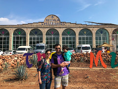 Tres Mujeres tequila distillery (Travel Musings) Tags: elarenal jalisco mexico