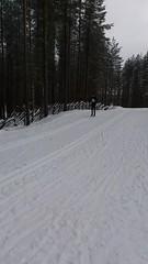 HS 2018, H13 3 km klassiskt Lukas i backen.